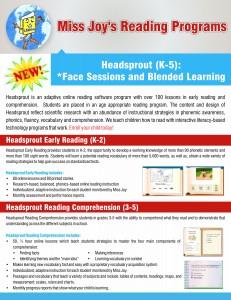 Reading Comprehension Programs Elementary Students - Laptuoso